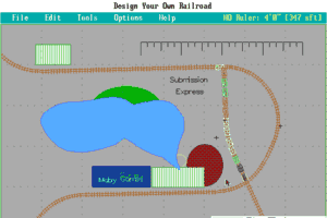 Design Your Own Railroad 2