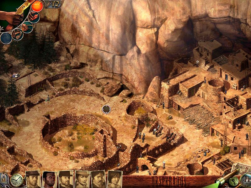 Desperados Wanted Dead Or Alive Windows My Abandonware
