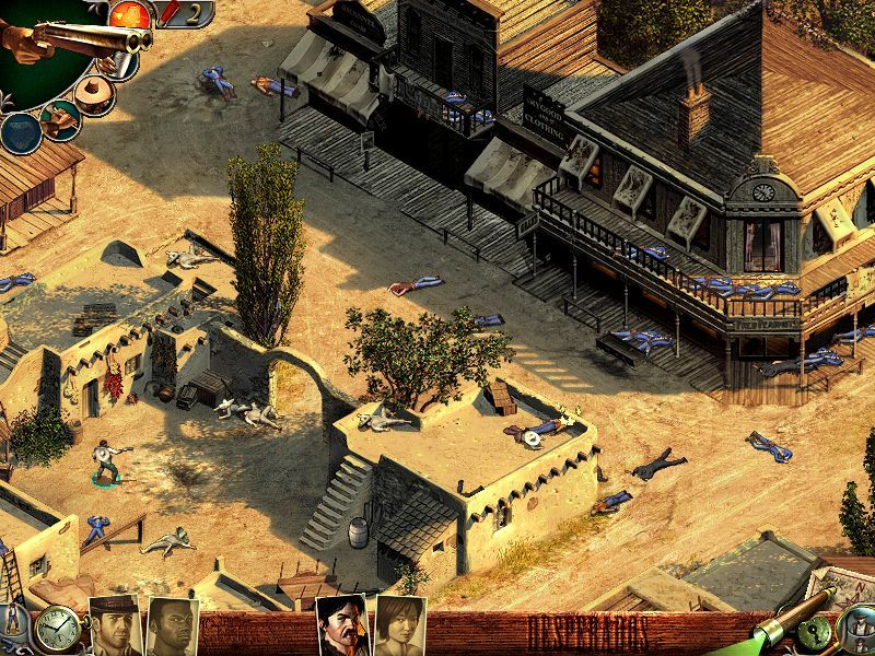 desperados wanted dead or alive re modernized save game