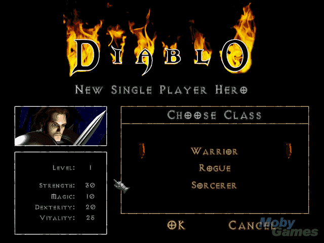 Diablo - My Abandonware