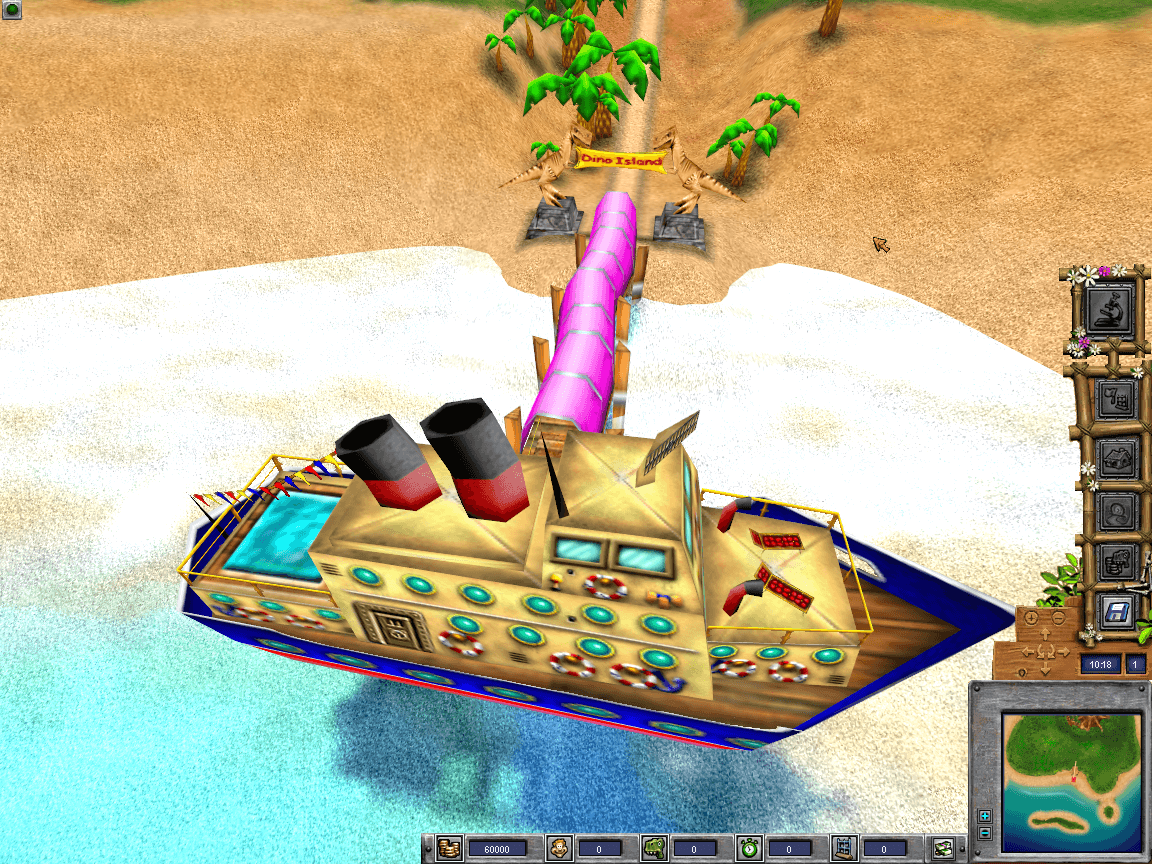 dino island pc game free download full
