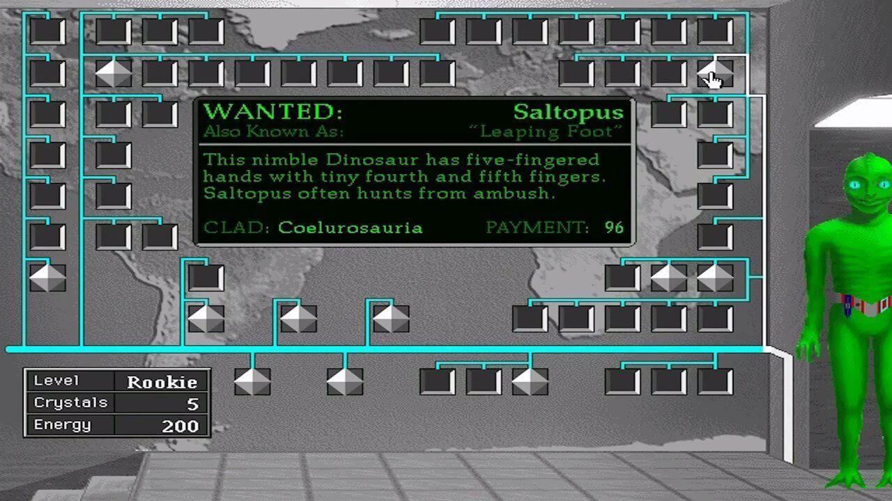 Download Dinosaur Safari (Windows) - My Abandonware