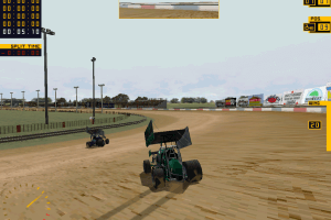 Dirt Track Racing: Sprint Cars 8