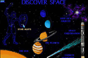 Discover Space 0