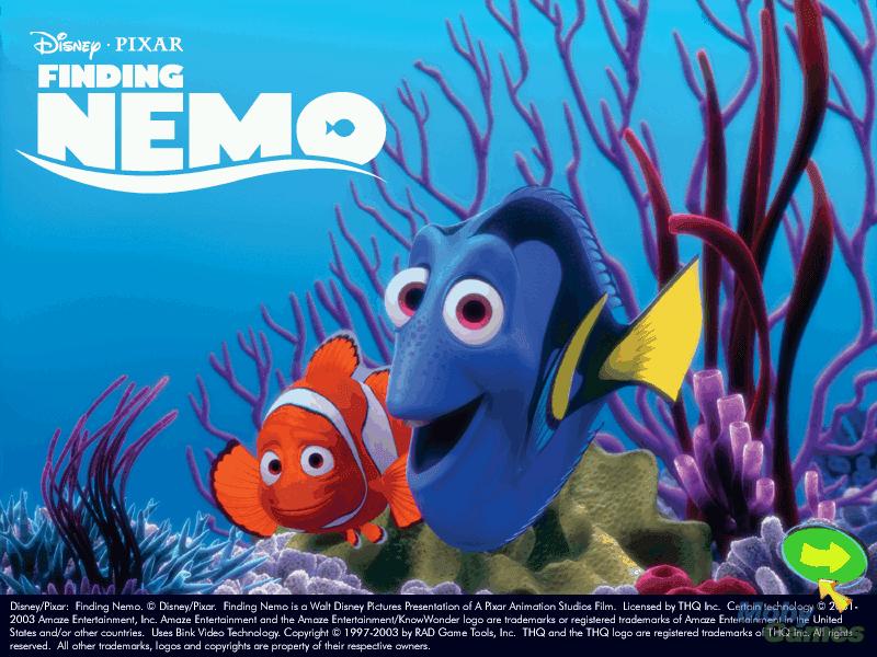 Finding Nemo Disney Walt Disney Movies Fish Animation: Download Disney•Pixar Finding Nemo (Mac)