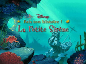 Disney presents Ariel's Story Studio 0