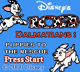 Disney's 102 Dalmatians: Puppies to the Rescue 2