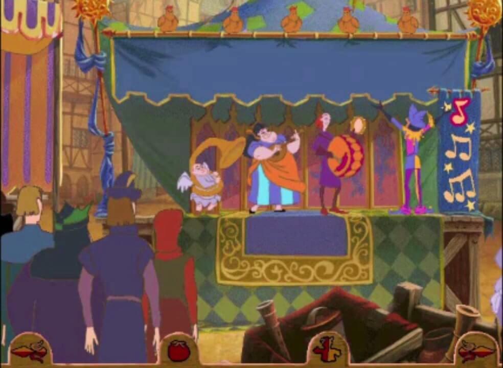 Download Disneys Animated Storybook The Hunchback Of Notre Dame