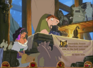 Disney's Animated Storybook: The Hunchback of Notre Dame 5