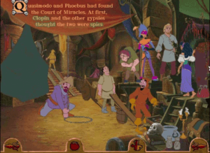 Disney's Animated Storybook: The Hunchback of Notre Dame 6