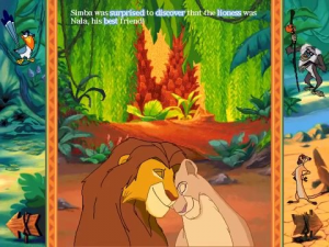 Disney's Animated Storybook: The Lion King 9