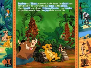 Disney's Animated Storybook: The Lion King 8