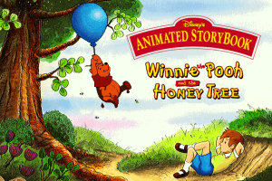 Disney's Animated Storybook: Winnie the Pooh and the Honey Tree 0