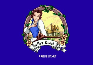 Disney's Beauty and the Beast: Belle's Quest 1