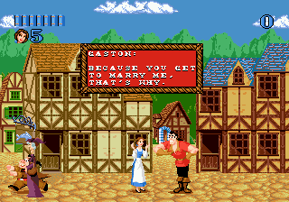 Disney's Beauty and the Beast: Belle's Quest 7