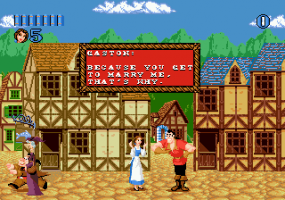 Disney's Beauty and the Beast: Belle's Quest abandonware