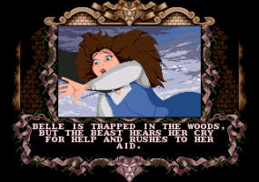 Disney's Beauty and the Beast: Roar of the Beast abandonware