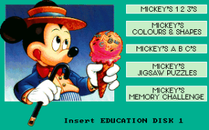 Disney Software Collection abandonware