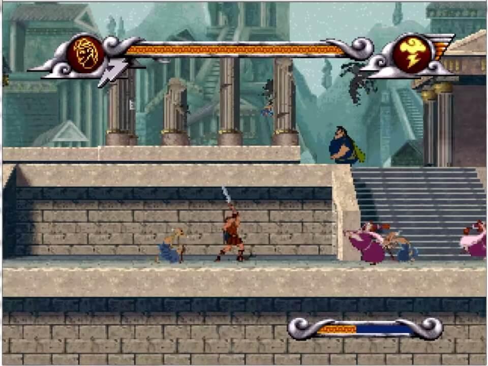 Image result for disney hercules games