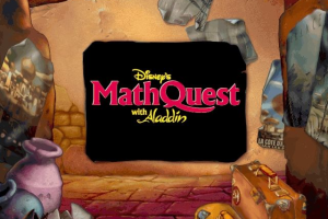 Disney's Math Quest with Aladdin 0
