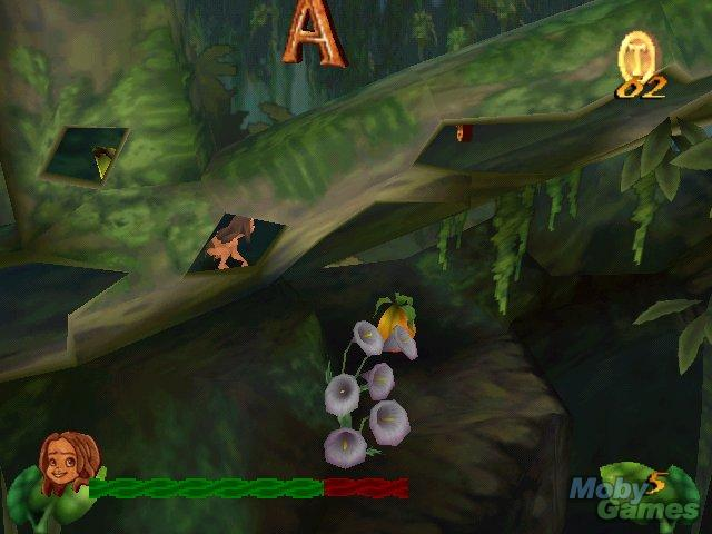 jeux tarzan 1999 complet