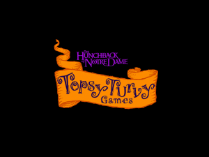 Disney's The Hunchback of Notre Dame: 5 Topsy Turvy Games 0