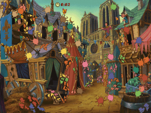 Disney's The Hunchback of Notre Dame: 5 Topsy Turvy Games 9