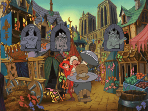 Disney's The Hunchback of Notre Dame: 5 Topsy Turvy Games 10