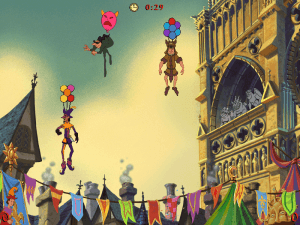Disney's The Hunchback of Notre Dame: 5 Topsy Turvy Games 11