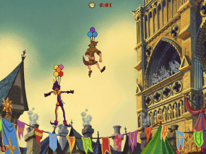 Disney's The Hunchback of Notre Dame: 5 Topsy Turvy Games 12