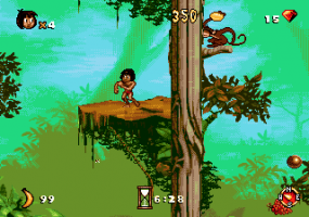Disney's The Jungle Book abandonware
