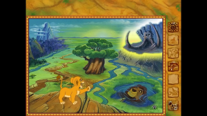 Disney's The Lion King Activity Center 1