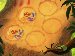 Disney's The Lion King II: Simba's Pride - Active Play 0