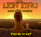 Disney's The Lion King: Simba's Mighty Adventure 0