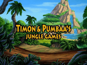 Disney's Timon & Pumbaa's Jungle Games 1
