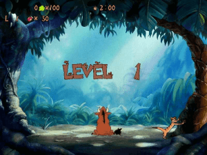 Disney's Timon & Pumbaa's Jungle Games 5
