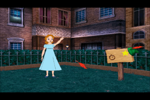 Disney's You Can Fly! with Tinker Bell abandonware