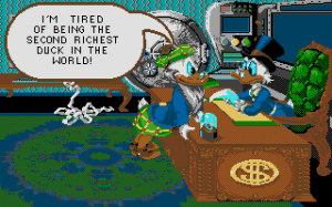 Disney's Duck Tales: The Quest for Gold 2