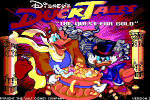 Disney's Duck Tales: The Quest for Gold 0