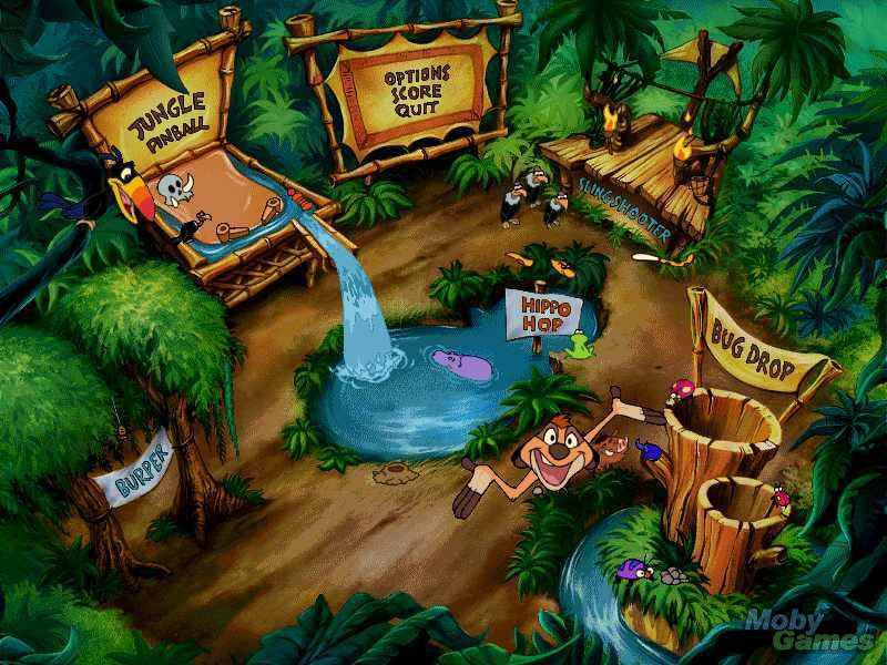 Timon & Pumbaa's Jungle Games ROM Download for SNES ...
