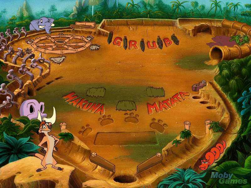 Download Disney S Timon Amp Pumbaa S Jungle Games My