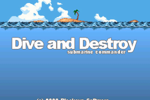 Dive and Destroy: Submarine Commander 0