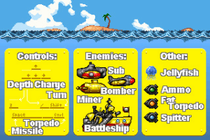 Dive and Destroy: Submarine Commander 1