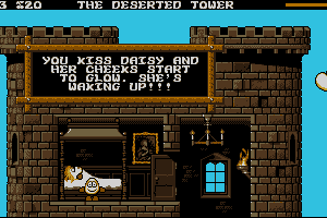 Dizzy: Prince of the Yolkfolk abandonware