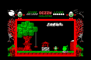 Dizzy: The Ultimate Cartoon Adventure 1