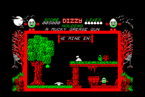 Dizzy: The Ultimate Cartoon Adventure abandonware