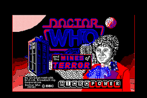 Doctor Who and the Mines of Terror 0