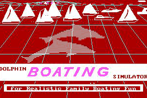 Dolphin Boating Simulator 2