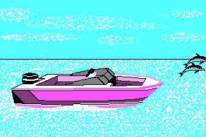 Dolphin Boating Simulator 3