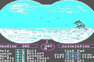 Dolphin Boating Simulator 6